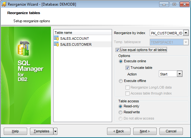 EMS SQL Manager - DB2 SQL Tools - EMS SQL Manager for DB2