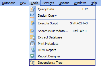 menuDependencyTree