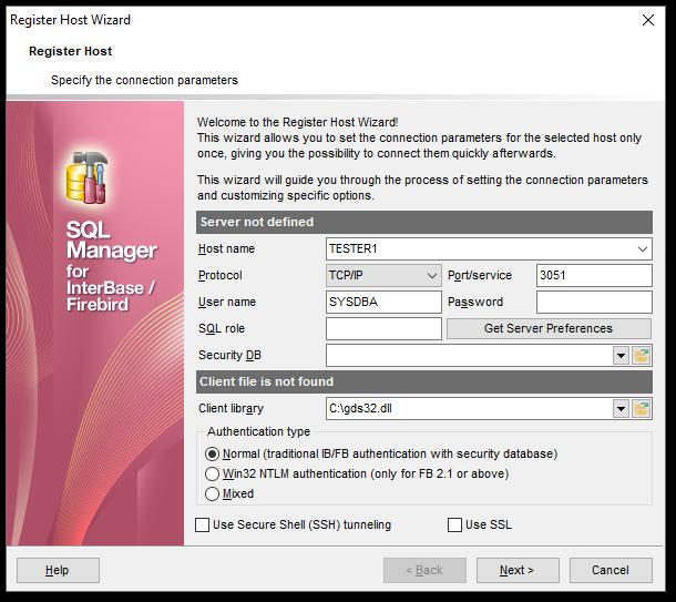 Файл gds32 dll скачать