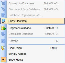hs3270 - Host Registration Information