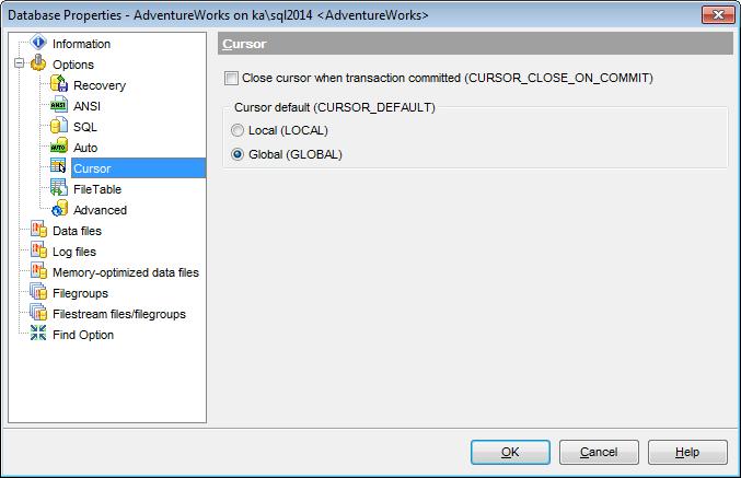 EMS SQL Manager - SQL Server Tools - EMS SQL Manager for SQL Server