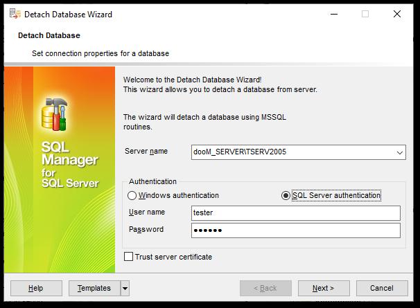 EMS SQL Manager - SQL Server Tools - EMS SQL Manager for SQL