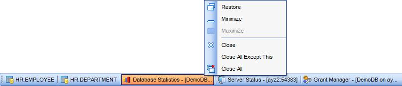 EMS SQL Manager - PostgreSQL Tools - EMS SQL Manager for