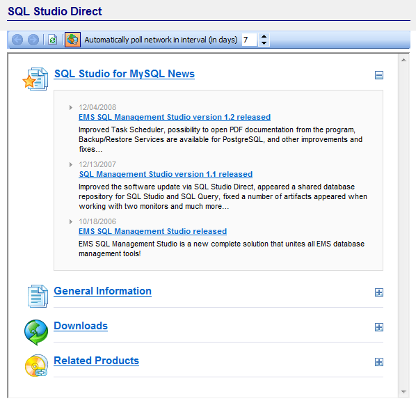 Online Resources - SQL Studio Direct